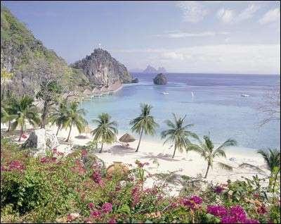 马尼拉长滩岛